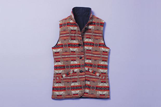 Image of SOPHNET. x Pendleton Vest