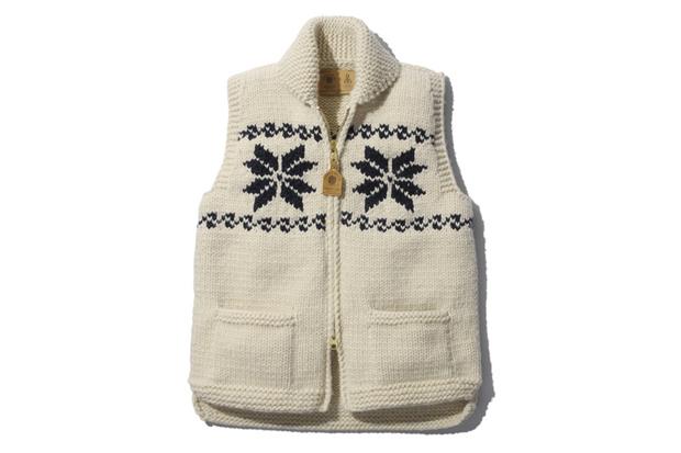 """Image of SOPHNET. x Canadian Sweater Company """"COWICHAN"""" Knitwear"""