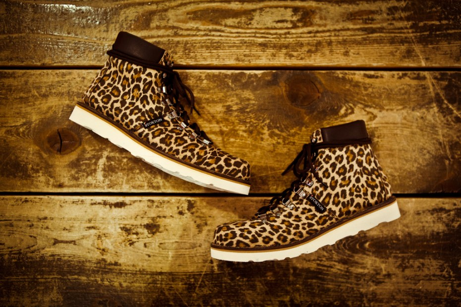 "Image of Stockton 2011 Fall/Winter ""Leopard"" Hiker"
