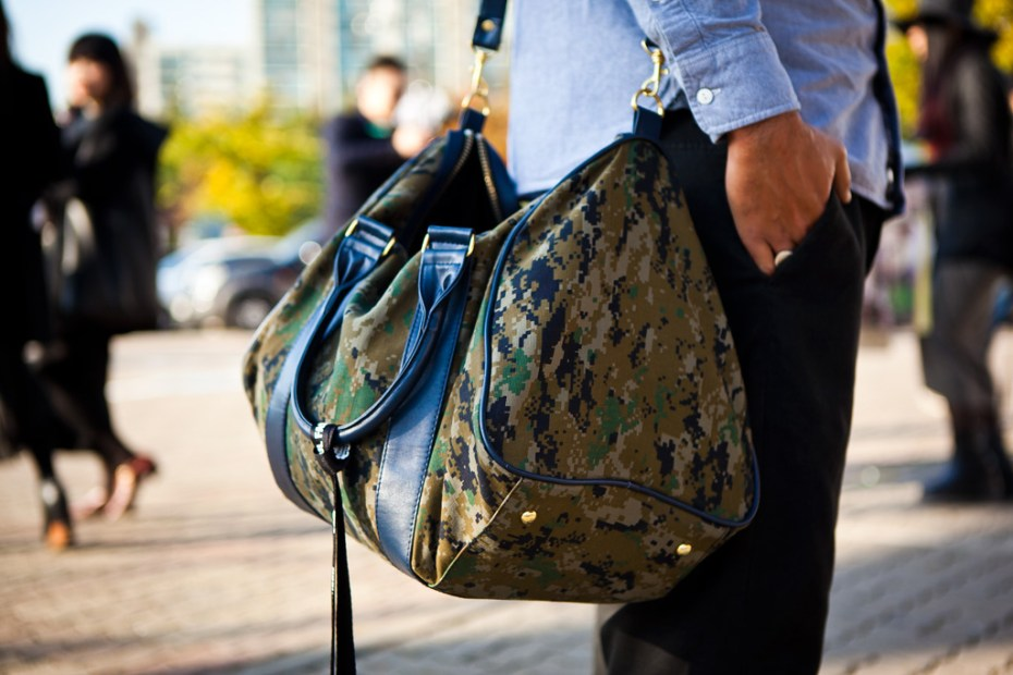 Image of Streetsnaps: Digital Camo