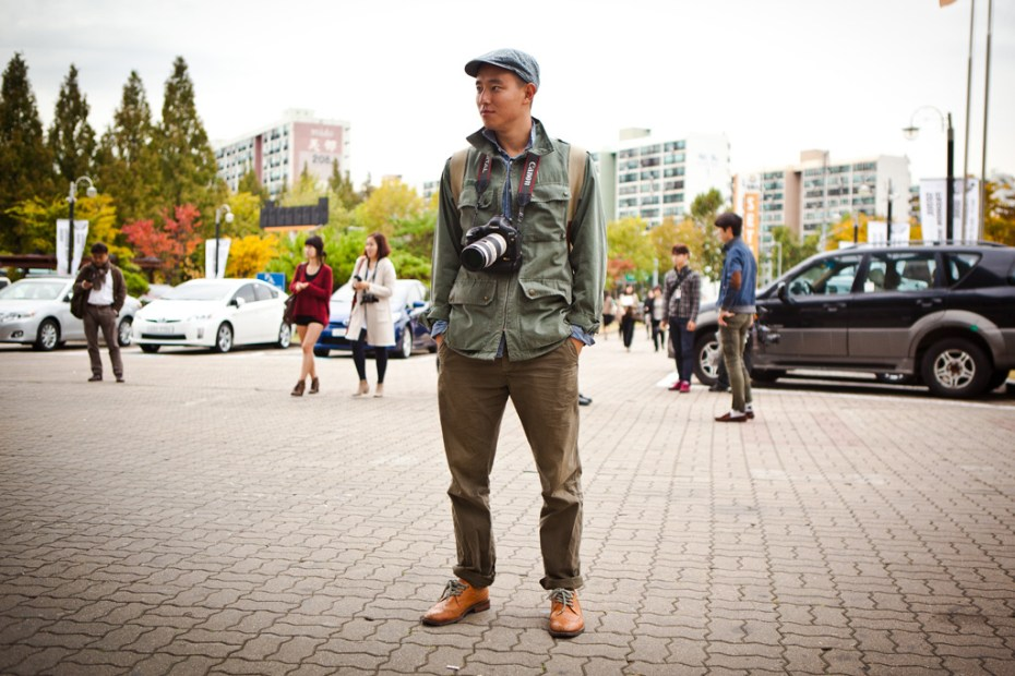 Image of Streetsnaps: On The Job