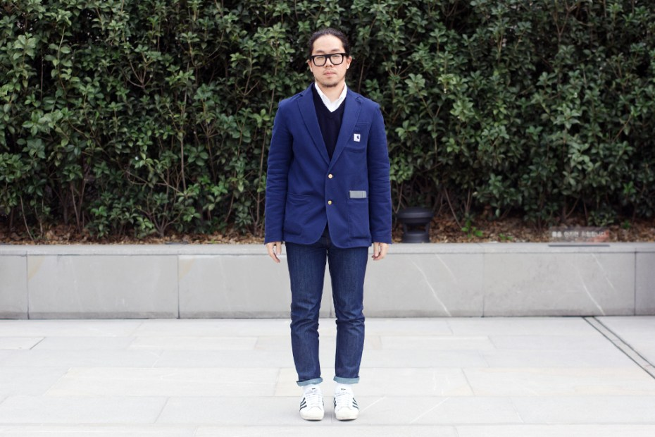 Image of Streetsnaps: Shades of Blue