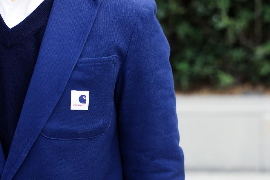 Image of Streetsnaps: Shades of Blue