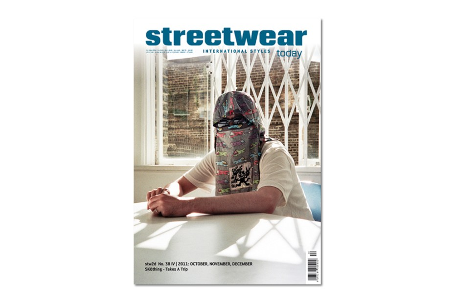 Image of Streetwear Today Issue 38: Sk8thing - Takes A Trip