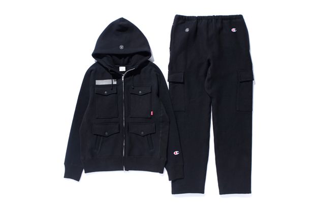 Image of Champion x Stussy 2011 Fall/Winter Collection