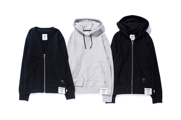 Image of Stussy Deluxe x Reigning Champ Capsule Collection