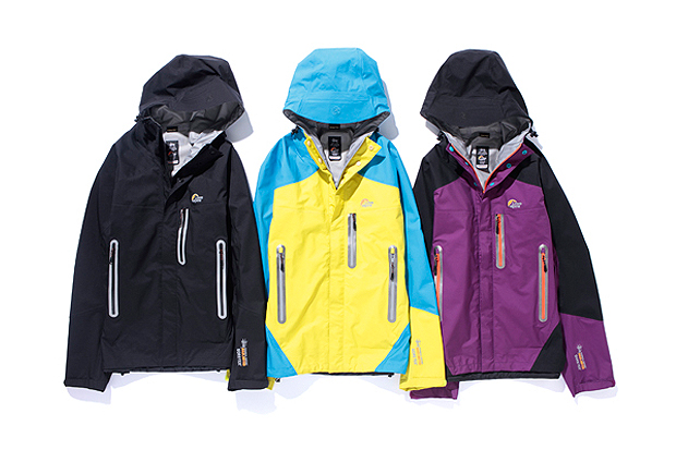 Image of Stussy x Lowe Alpine 2011 Fall/Winter Collection