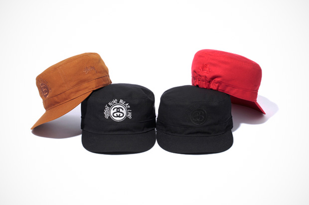 Image of Stussy x Nine Rulaz Line x Mighty Crown 2011 Collection