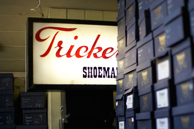 Image of Superdenim: Tricker's Factory Visit