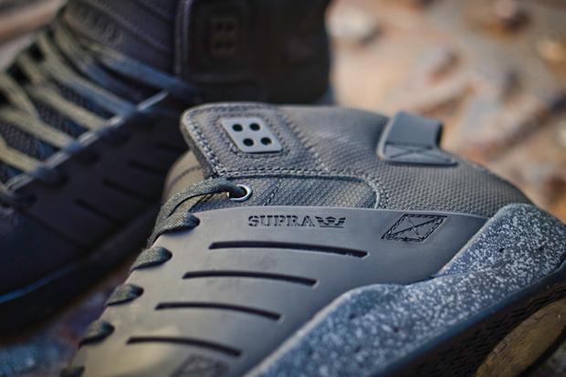 "Image of SUPRA Skytop 3 ""Black Stealth"""