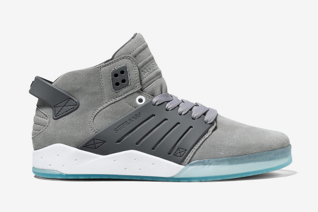 Image of SUPRA Skytop 3 Grey-White/Blue