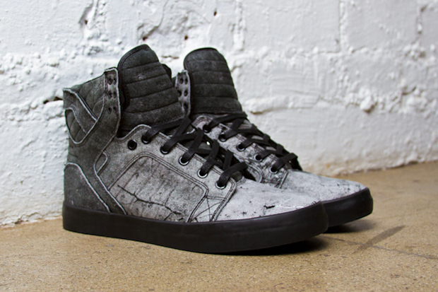 "Image of SUPRA 2011 Fall Skytop ""Smoke"""