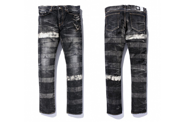Image of SWAGGER BREACH ON BREACH DENIM PANTS