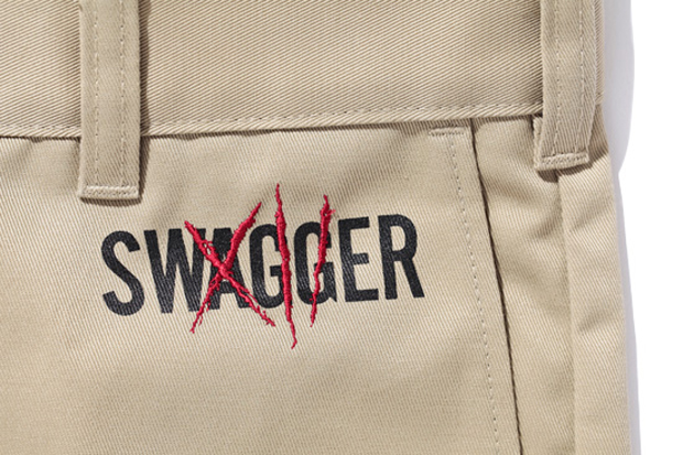 Image of SWAGGER x Dickies Twist Low Rise Workpants