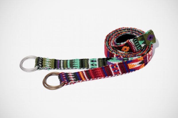 Image of SWAGGER TRIBAL RING BELT