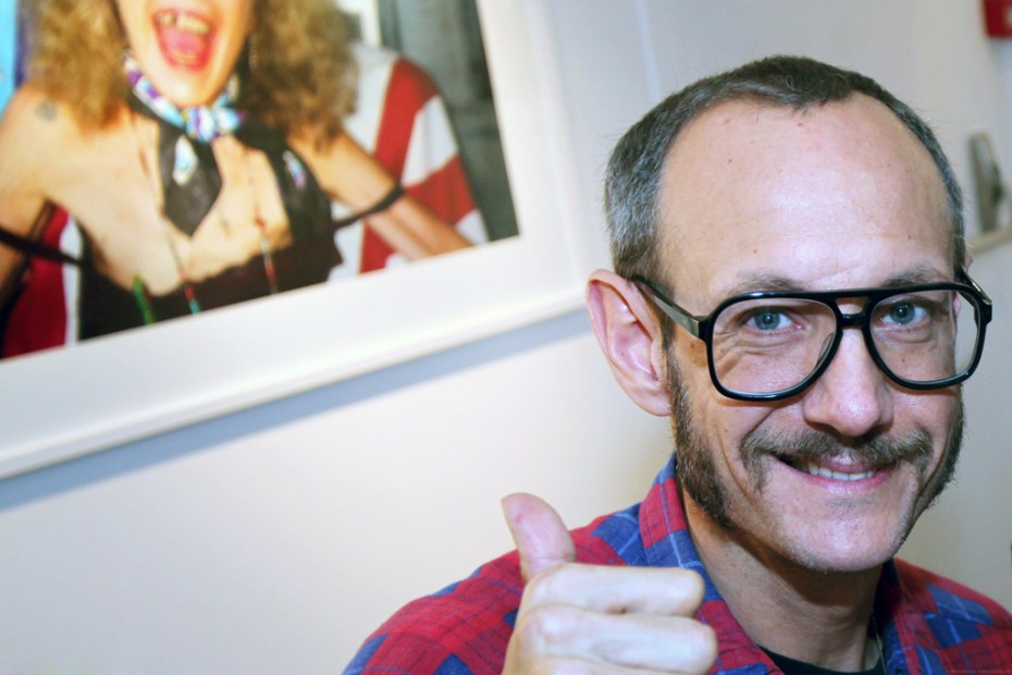 Image of Terry Richardson &quot;Mom &amp; Dad&quot; Exhibition @ colette Recap