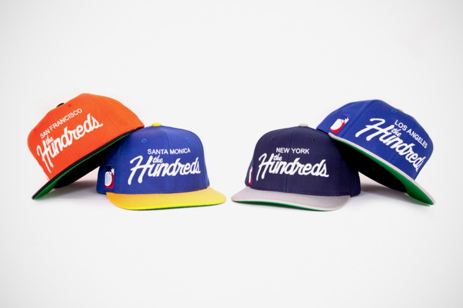 Image of The Hundreds Store Exclusive Team Pack