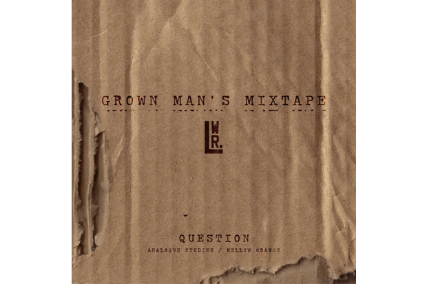 Image of The Lovewright Co. - Grown Man's Mixtape