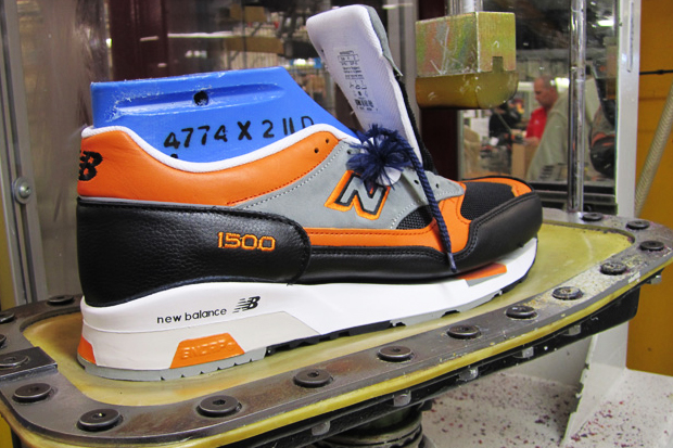 Image of The Making of the Crooked Tongues x New Balance 1500