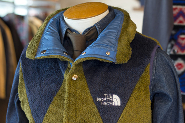 Image of THE NORTH FACE PURPLE LABEL 2011 Fall/Winter Fleece Collection