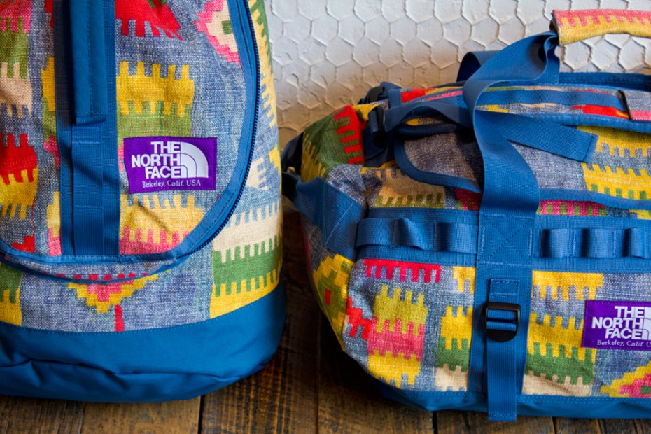 Image of THE NORTH FACE PURPLE LABEL Climbing Bag & Base Camp Duffel