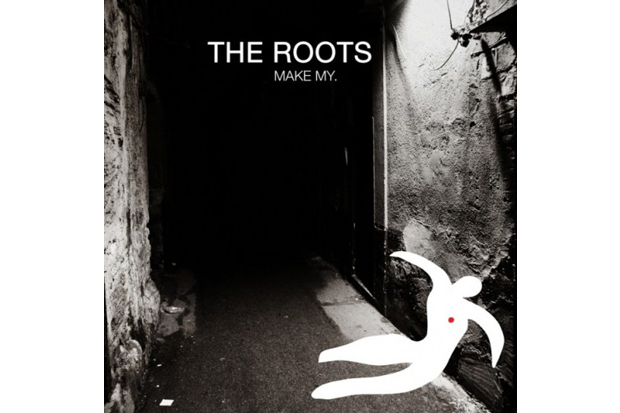 Image of The Roots featuring Big K.R.I.T. - Make My