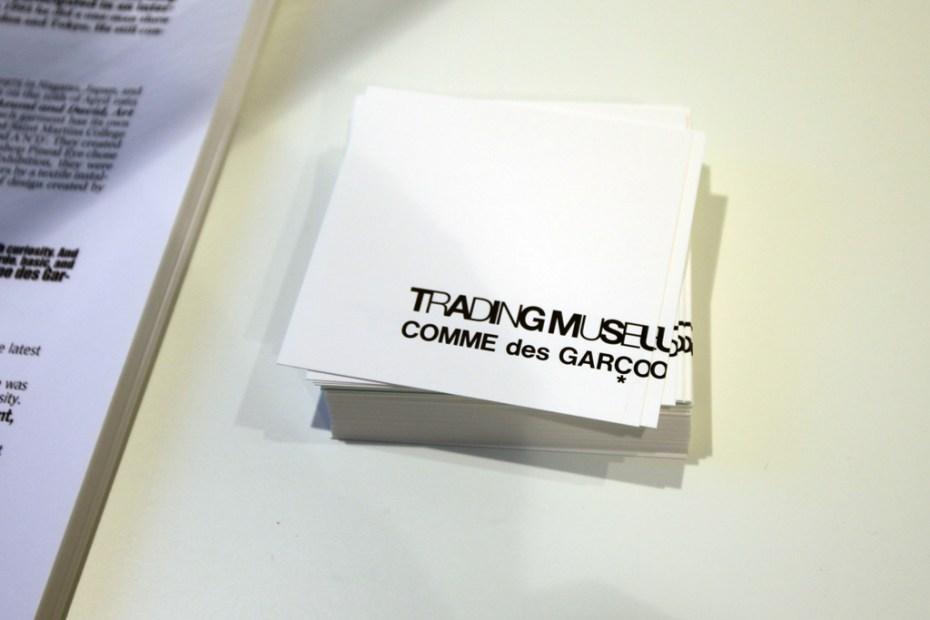 Image of Trading Museum COMME des GARÇONS Paris Opening Recap