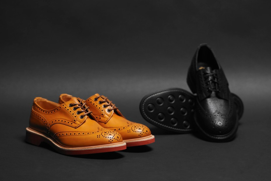 Image of Tricker's for Norse Store Footwear Collection