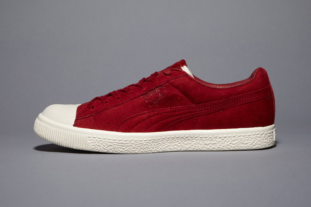 Image of Undefeated x PUMA Clyde Coverblock Collection