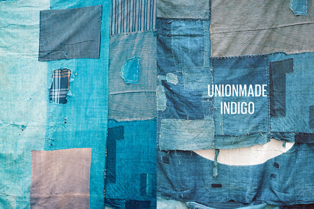 "Image of UNIONMADE 2011 Fall/Winter ""Indigo"" Lookbook"