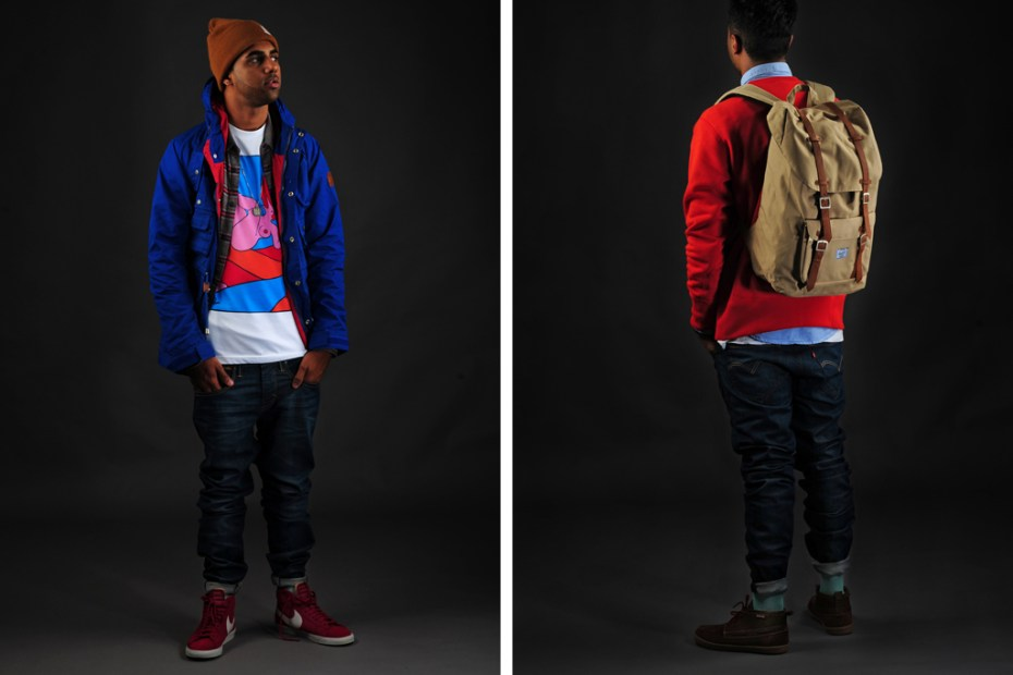 Image of Urban Industry 2011 Fall/Winter Lookbook