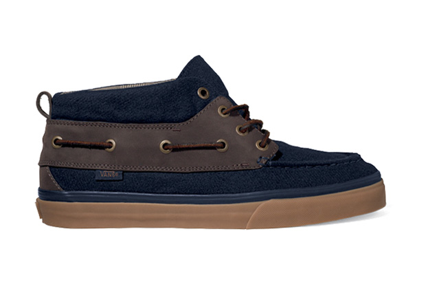 Image of Vans California 2011 Holiday Chukka Del Barco Decon CA