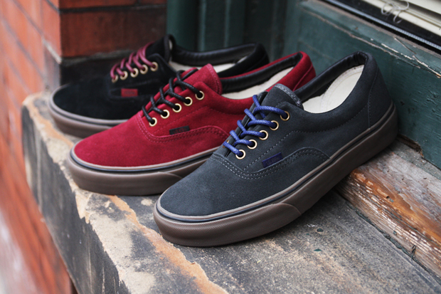 Image of Vans 2011 Fall/Winter Collection Era Suede