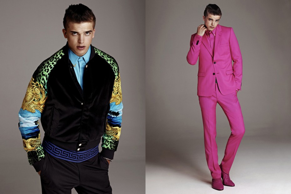 Image of Versace for H&M Men's Preview