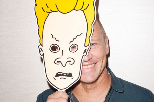 Image of VICE: Mike Judge talks Beavis and Butt-Head