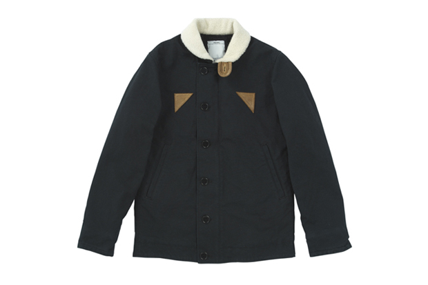 Image of visvim 2011 Fall/Winter DECKHAND JACKET