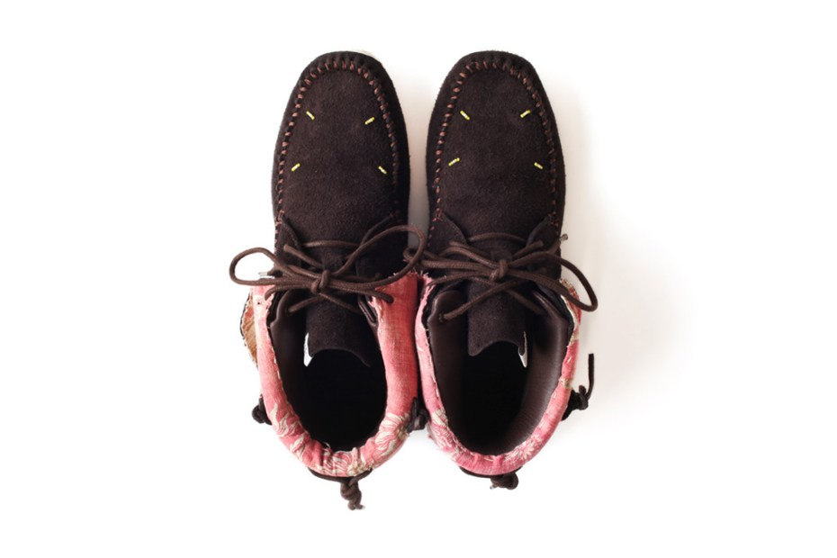 Image of visvim 2011 EYE OF GYRE Exclusive Collection