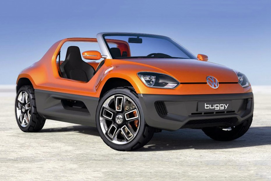 Image of Volkswagen Buggy Up! Concept