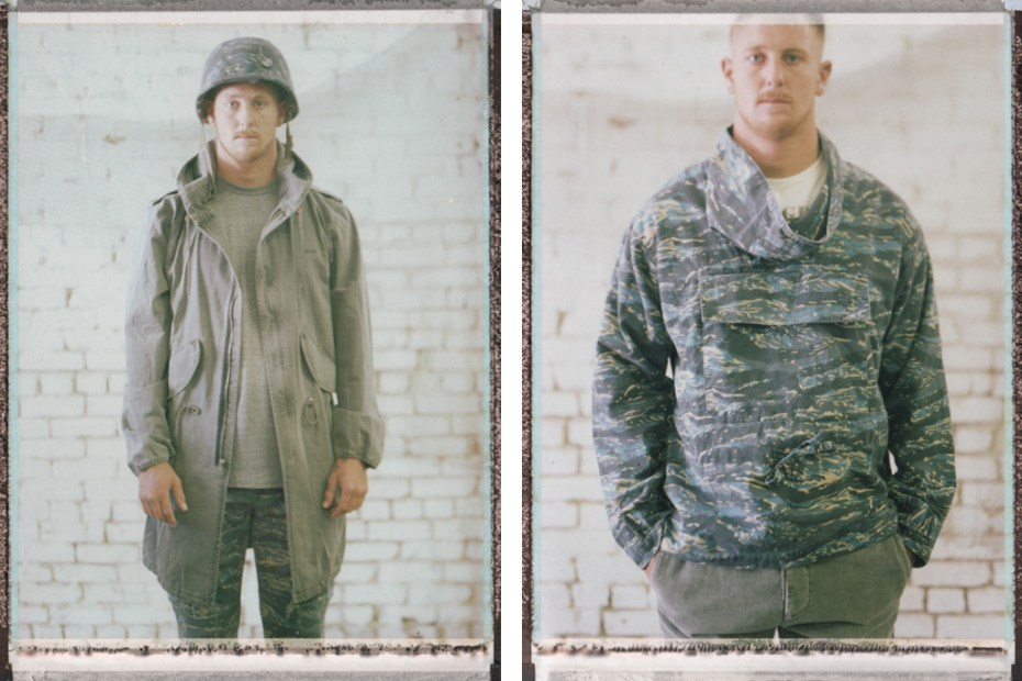 Image of Warriors of Radness 2011 Fall/Winter Lookbook