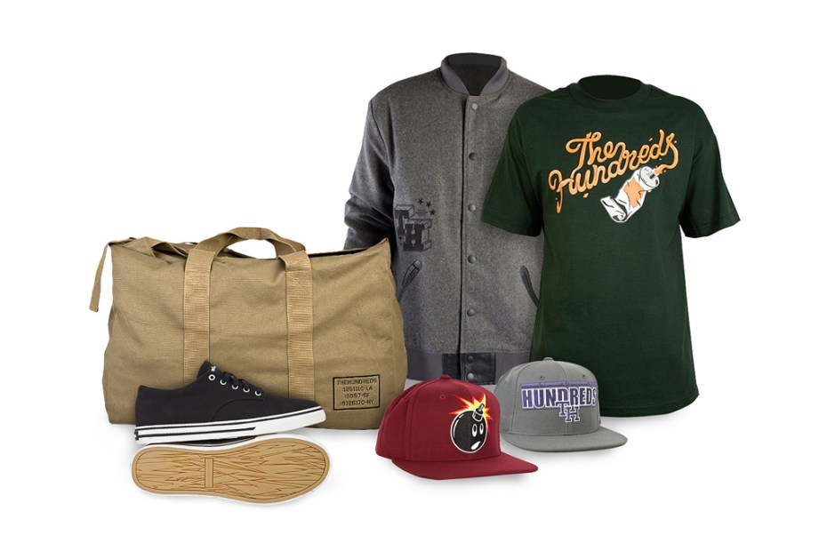 Image of Win a $500 Giftpack from The Hundreds!