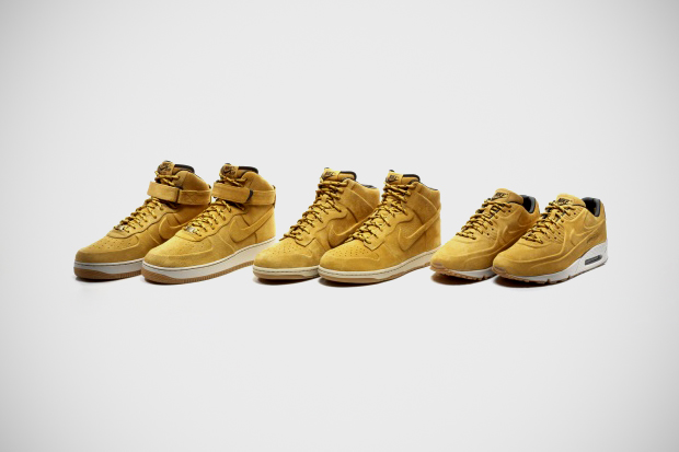 "Image of Win the Whole Nike Sportswear VT ""Wheat"" Sneaker Pack and $150 USD Credit at KIX-FILES!"