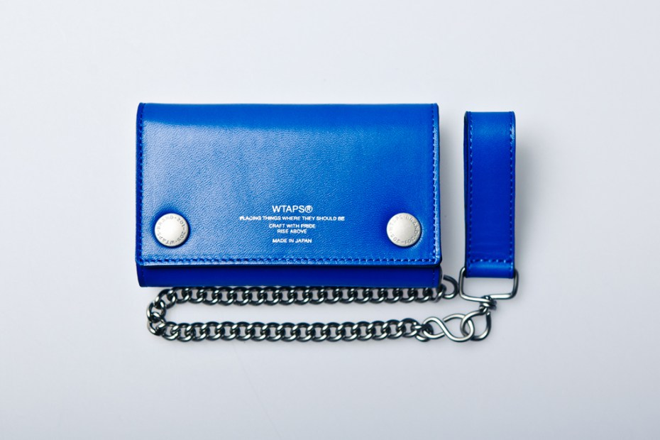 Image of WTAPS Chain Wallet