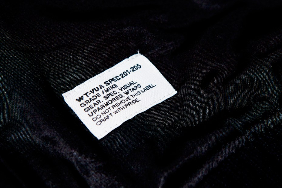 Image of WTAPS LOCALS / JACKET. RACO. SATIN