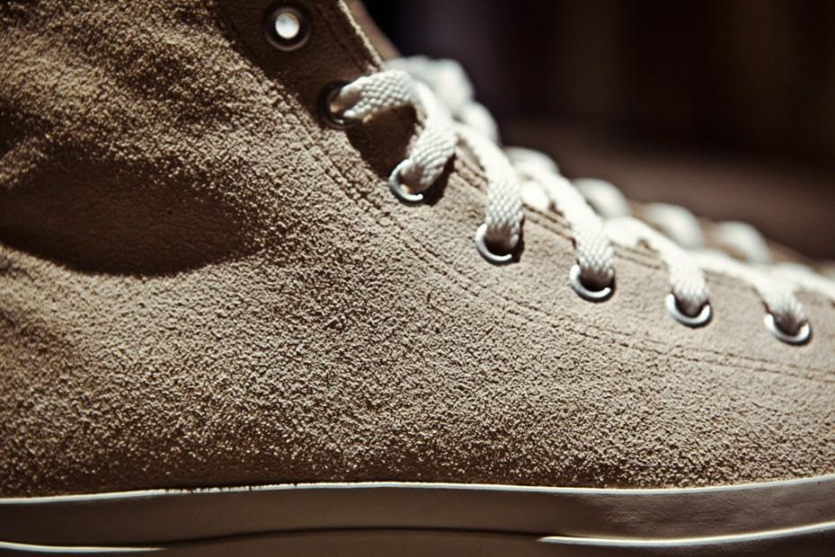 Image of WTAPS Suede Sneaker