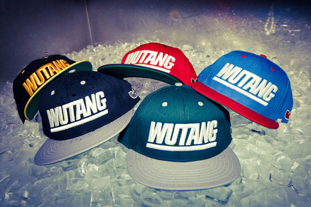 Image of Wu-Tang x Rocksmith 2011 Holiday Headwear Collection