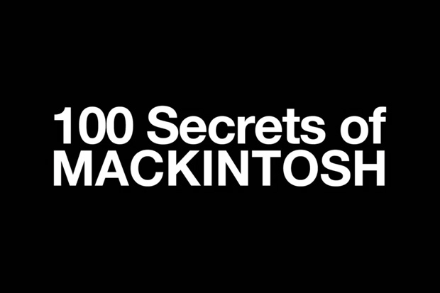 Image of 100 Secrets of MACKINTOSH Video Series