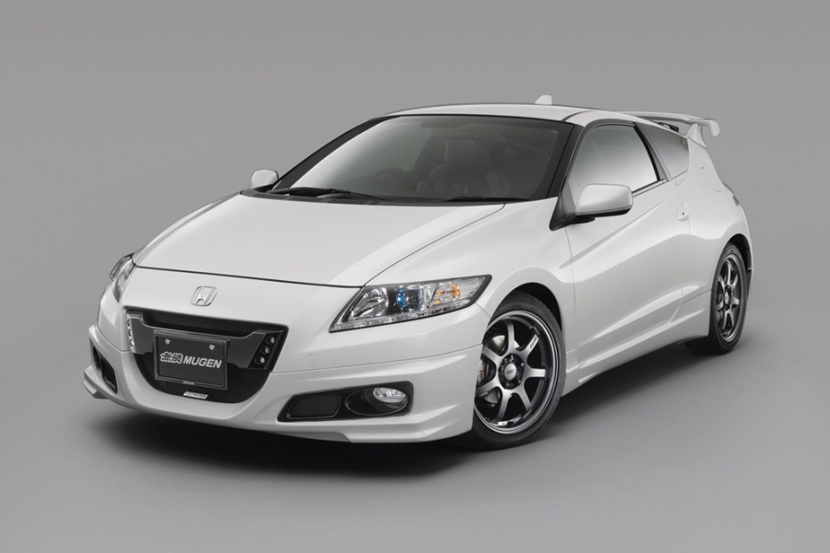 Image of 2012 Honda CR-Z iCF
