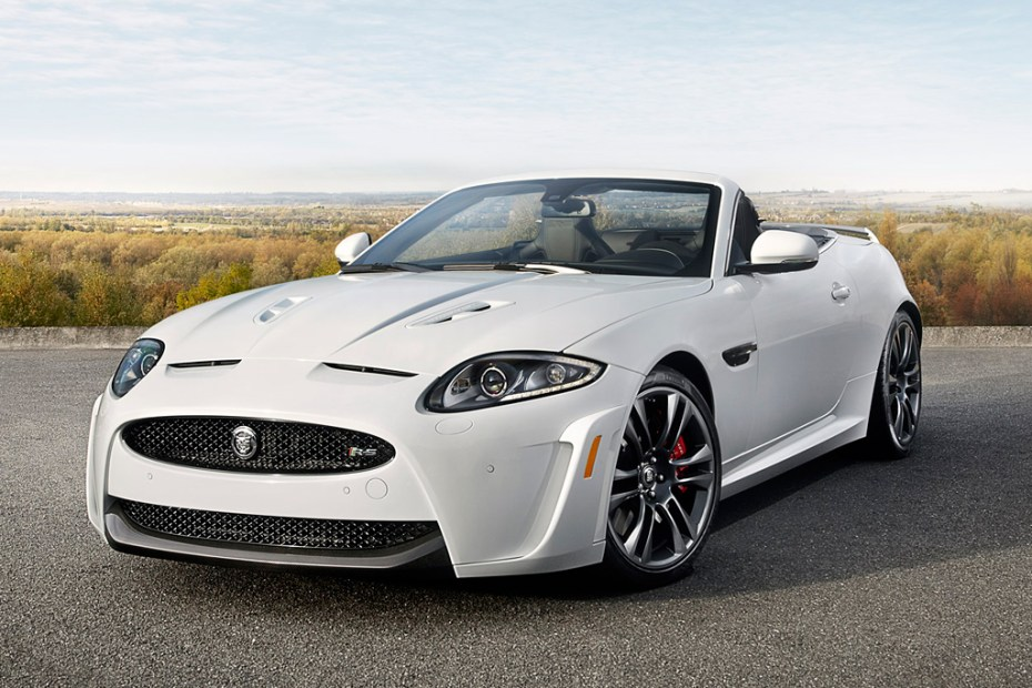 Image of 2012 Jaguar XKR-S Convertible
