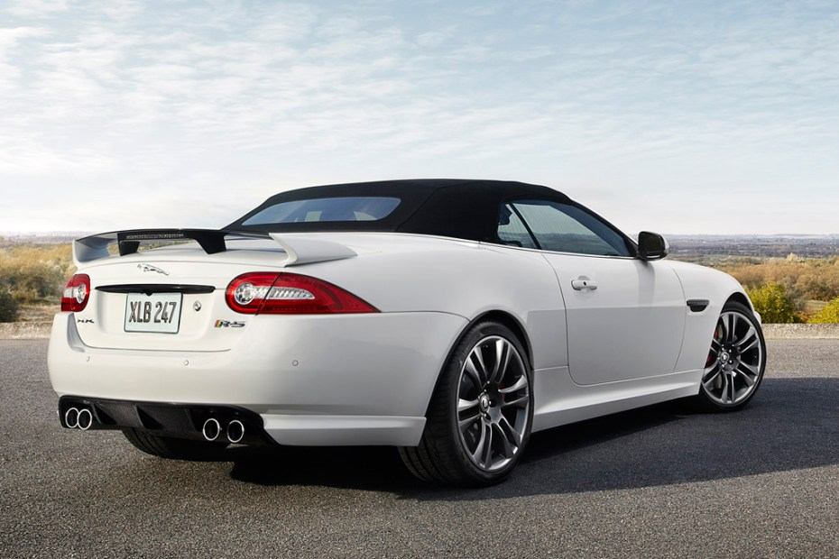 Image of 2012 Jaguar XKR-S Convertible