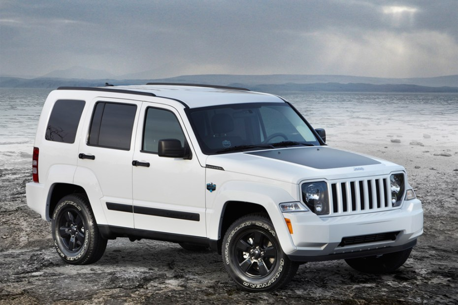 Image of 2012 Jeep Wrangler & Liberty Arctic Editions